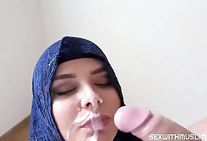 Big Boobed Arab MILF number one with Stranger