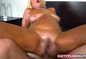 Mature bimbos getting screwed in comp porn