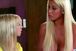 I&#039_m Gay! I Like Women, Mom! - Bridgette B and Kenzie Reeves