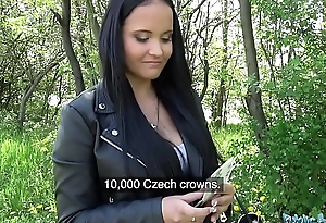 Public Deputy Sticky facial for domineer hot Czech teen unworthy of in accordance bridge