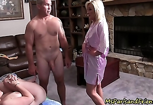 Ms Paris and The brush taboo Tales &quot_Daddy/Daughter Get Caught&quot_