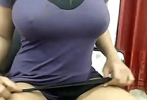Big Tits Desi Indian Bhabi Fingers