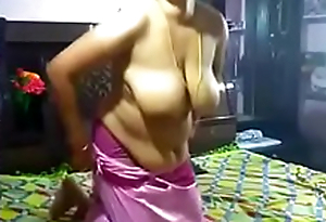 Horny Juhi aunty sucking and steadfast fucking