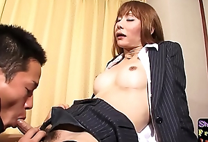 Fishnet tranny engulfing unearth to the fore sex