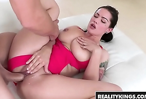 Busty come together old bag (Katrina Jade) wants some cock - Reality Kings