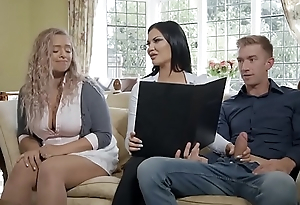 Jasmine Jae In Cook up With the addition of Crump-tits - Influential Out of reach of ZZERZ.COM