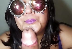 BBW Latin Rain the best blowjob escort