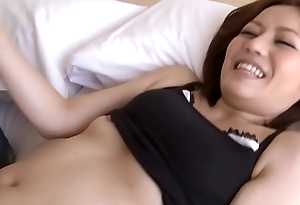Cute Japan Girl Fucking Their way BF thither Hotel 2