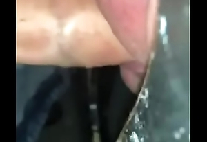 Filling a guys mouth apropos cum at one's disposal a gloryhole